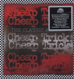 The Classic Albums 1977-1979 , Cheap Trick