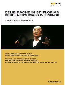 Celibidache in St Florian: Bruckner's Mass in F