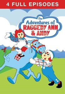 The Adventures of Raggedy Ann & Andy: The Sunny Bunny Adventure and More Stories