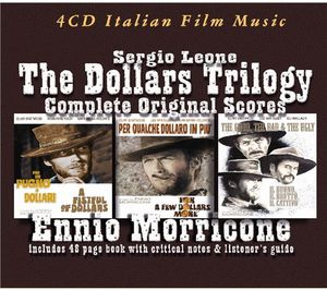 The Complete Dollars Trilogy (Complete Original Score) [Import]