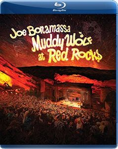 Muddy Wolf at Red Rocks [Import]