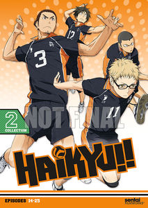 Haikyu!! Collection 2