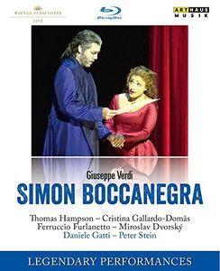 Simon Boccanegra (Legendary Performances)