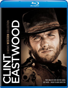 Clint Eastwood: 3-Movie Western Collection