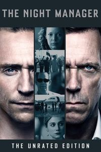 The Night Manager (Uncensored Edition) , Tom Hiddleston