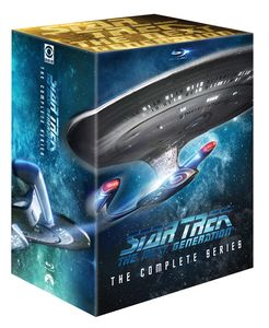 Star Trek The Next Generation: The Complete Series , Patrick Stewart
