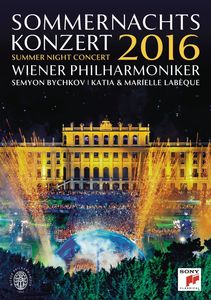 Sommernachtskonzert 2016: Summer Night Concert 2016