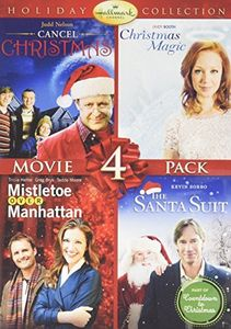 Hallmark Channel Holiday Collection: 4 Movie Pack #2