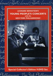 Leonard Bernstein's Young People's Concert With the New York Philharmonic: Volume 1