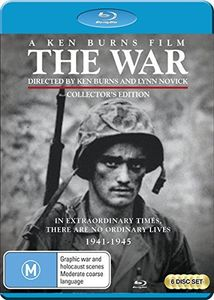 War: A Film By Ken Burns [Import]