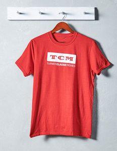 TCM Tee: Red