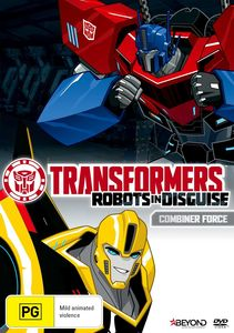Transformers Robots in Disguise: Combiner Force [Import]