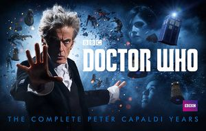 Doctor Who: The Complete Peter Capaldi Years