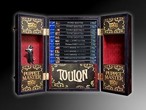Ultimate Puppet Master Collectable Trunk