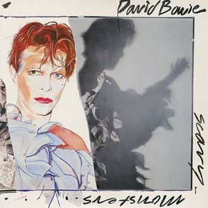 Scary Monsters (And Super Creeps) (2017 Remastered Version)(Vinyl) , David Bowie