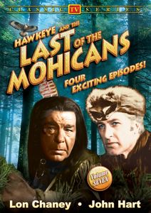Hawkeye and the Last of the Mohicans: Volume 7