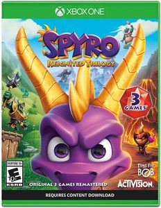 Spyro Reignited Trilogy  for Xbox One