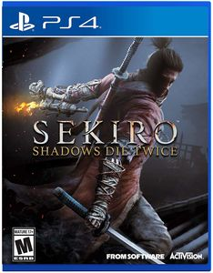 Sekiro: Shadows Die Twice for PlayStation 4