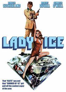 Lady Ice , Donald Sutherland