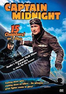Captain Midnight , Dave O'Brien