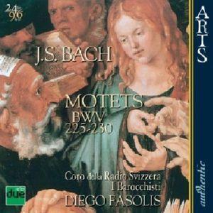 6 Motets BWV 225-230