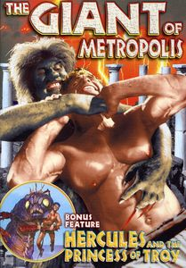 The Giant of Metropolis /  Hercules and the Princess of Troy