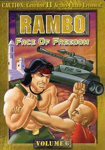 Rambo 6: Face of Freedom