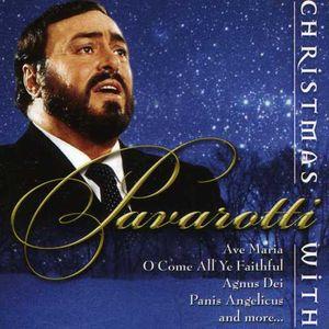 Christmas with Pavarotti , Luciano Pavarotti
