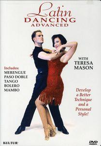 Latin Dancing Advanced With Teresa Mason