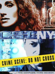 CSI NY: The Third Season