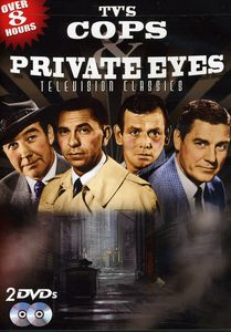TV's Cops & Private Eyes Television Classics