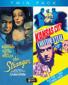 Blu-ray Twin Pack: Kansas City Confidential & the