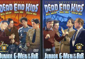Junior G-Men of the Air 1 & 2