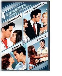 4 Film Favorites: Elvis Presley Musicals