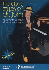 The Piano Styles of Dr. John