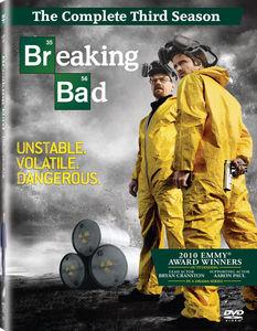 Breaking Bad: The Complete Third Season