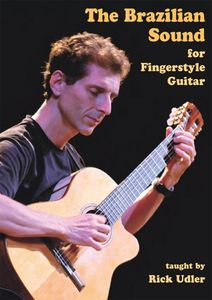 Brazilian Sounds for Fingerstyle Guitar