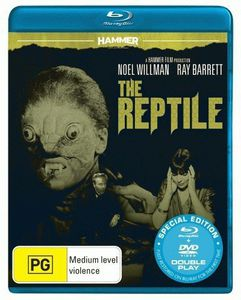 Hammer Horror-The Reptile [Import]