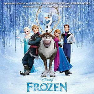Frozen (Original Soundtrack) [Import]