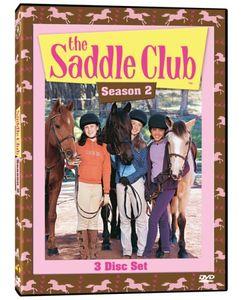 Saddle Club: The Complete Second Season