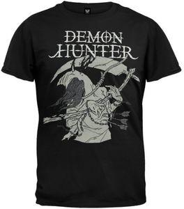 Sickle Demon Basic T-Shirt Black - XL