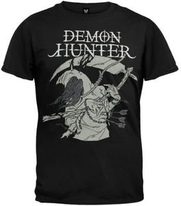 Sickle Demon Basic T-Shirt Black - XL