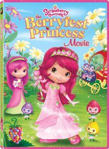 The Berryfest Princess