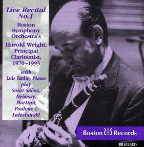 Live Recital 1