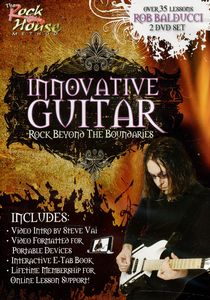 Innovative Guitar: Rock Beyond Boundaries