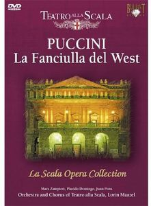 Puccini-La Fanciulla Del West [Import]