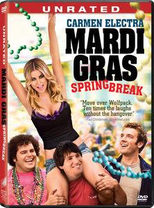 Mardi Gras: Spring Break