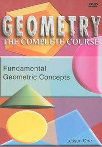 Fundamental Geometric Concepts
