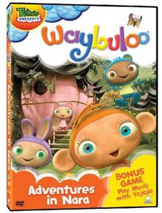 Waybuloo Adventures in Nara [Import]