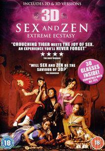3D Sex & Zen [Import]